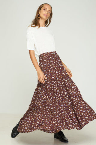 Lila Tiered Skirt