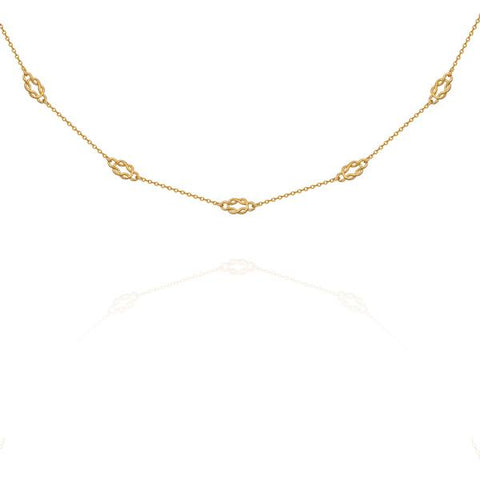 Airla Necklace Gold