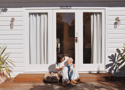 Grounds of Cabarita :: A Couple's Dreamy Renovation
