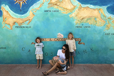 We Travel to the Turks and Caicos Islands