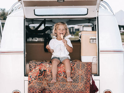 Adventuring in a 1962 Kombi : Meet Rileys Travels
