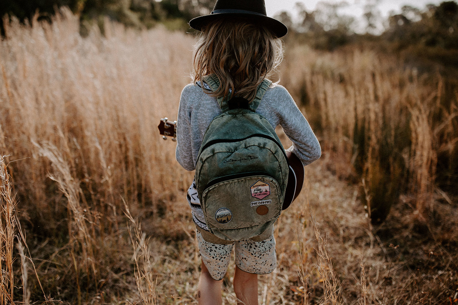 Backpack by Children of the Tribe
