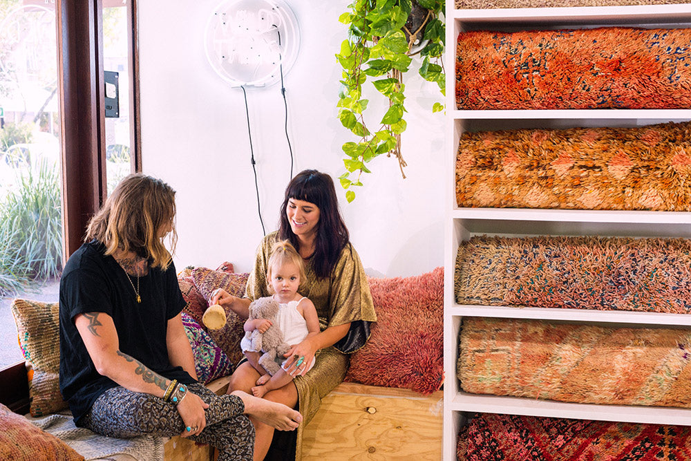 Marr-Kett offering one-of-kind vintage rugs and other exotic treasures