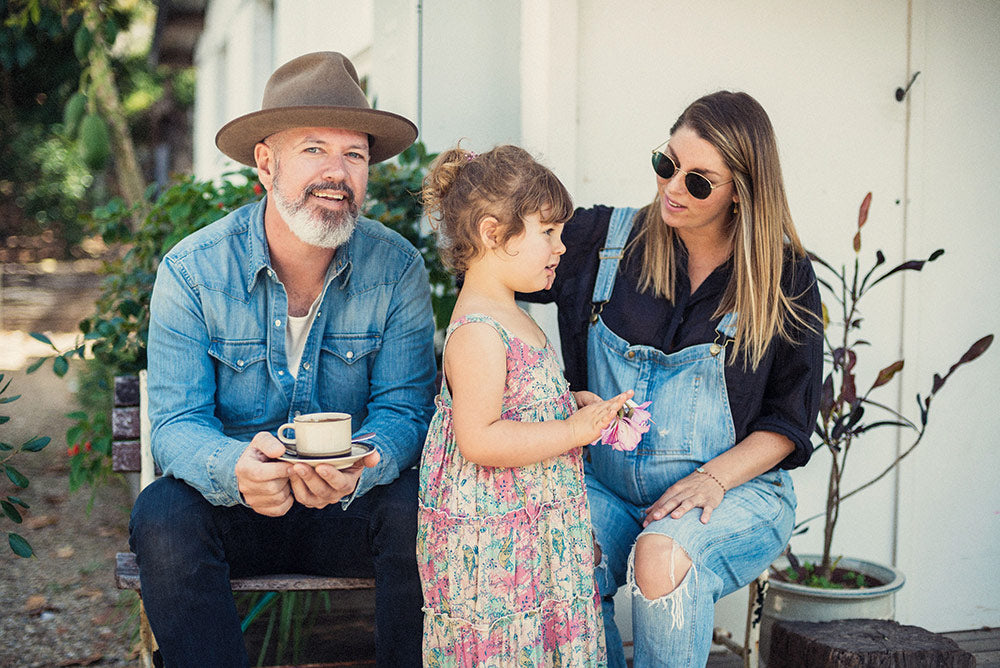 Family life for Grinspoon
