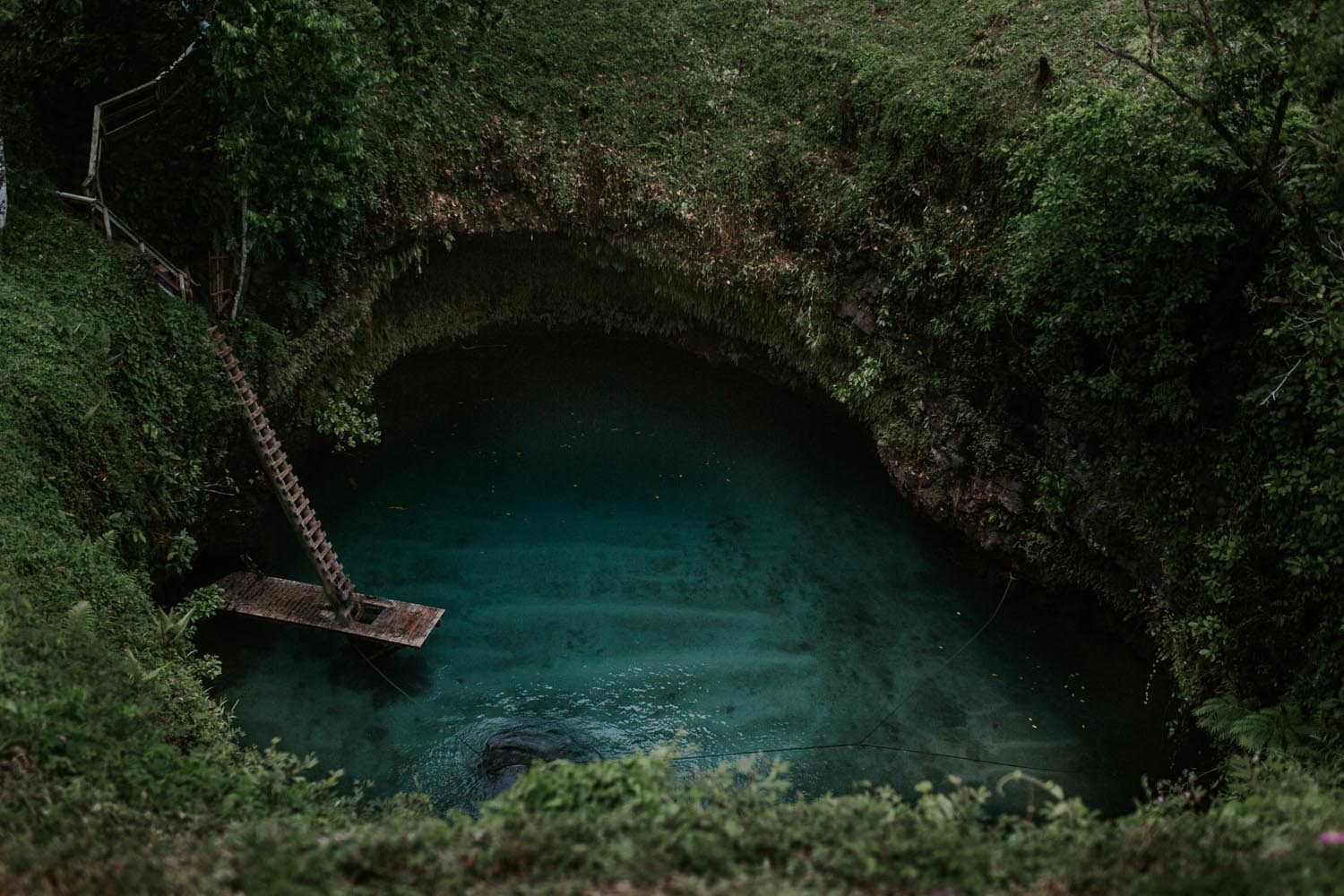 The Magical To Sua Trench