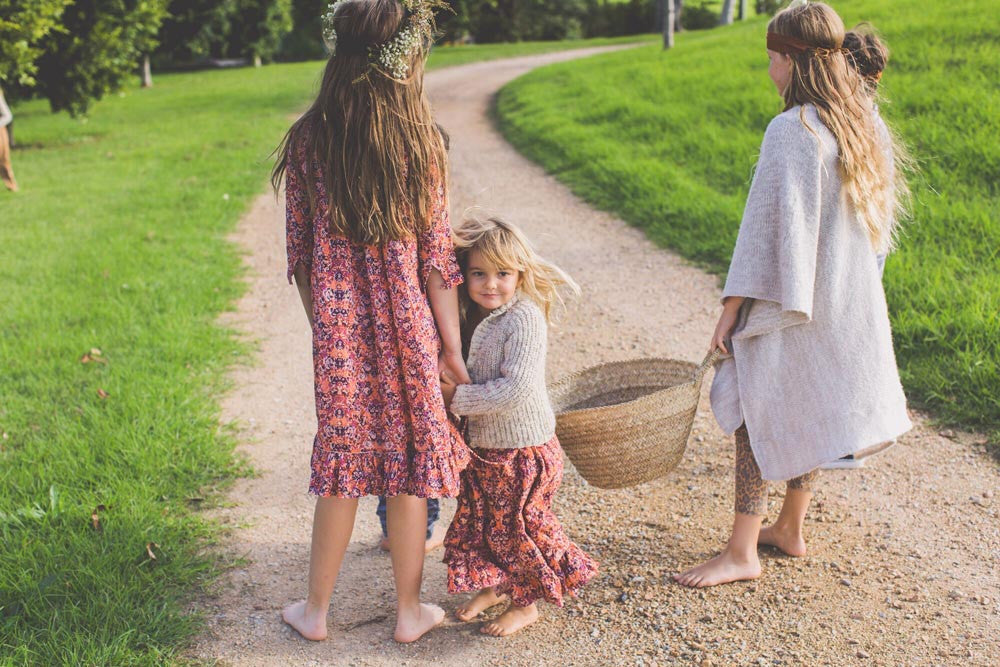 Take me to Tulum Dress by Children of the Tribe