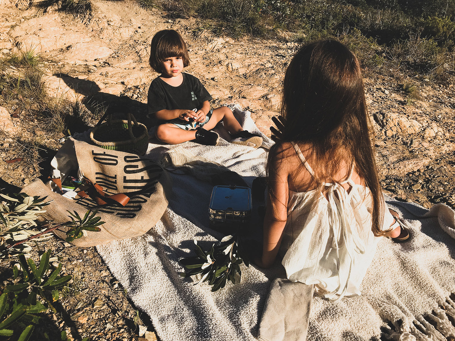 A picnic without waste