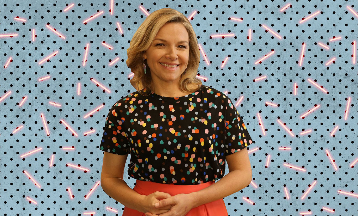 Justine Clarke at Little Splendour
