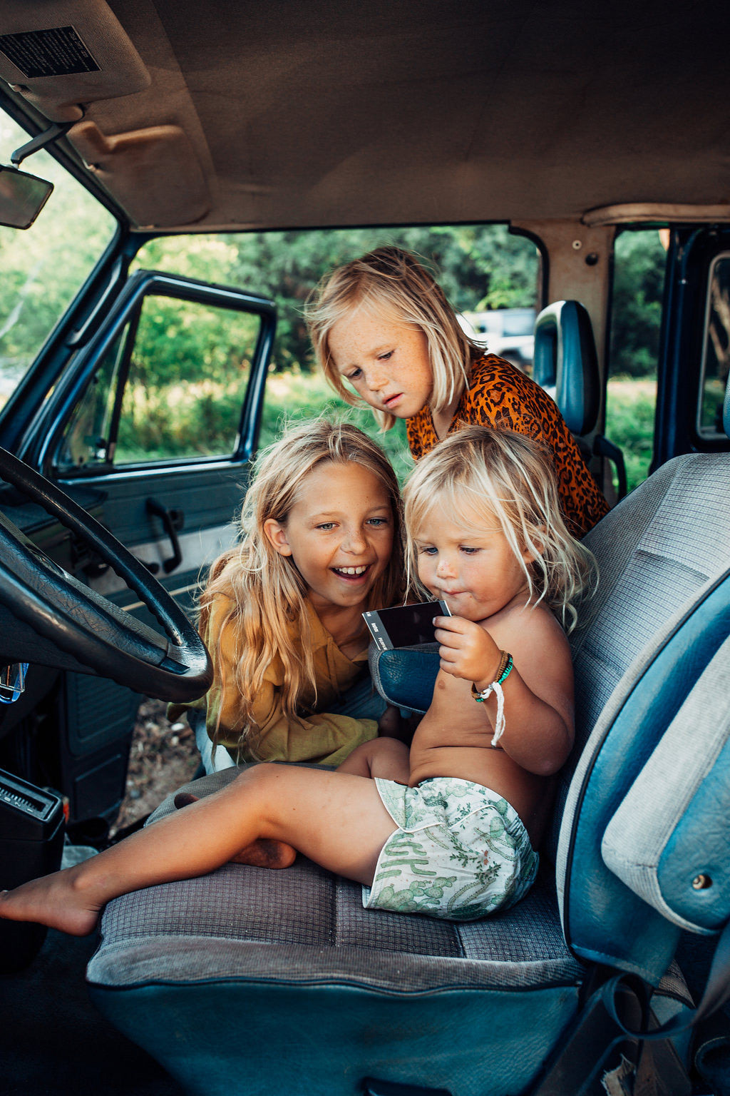 Travel with kids - don't be afraid