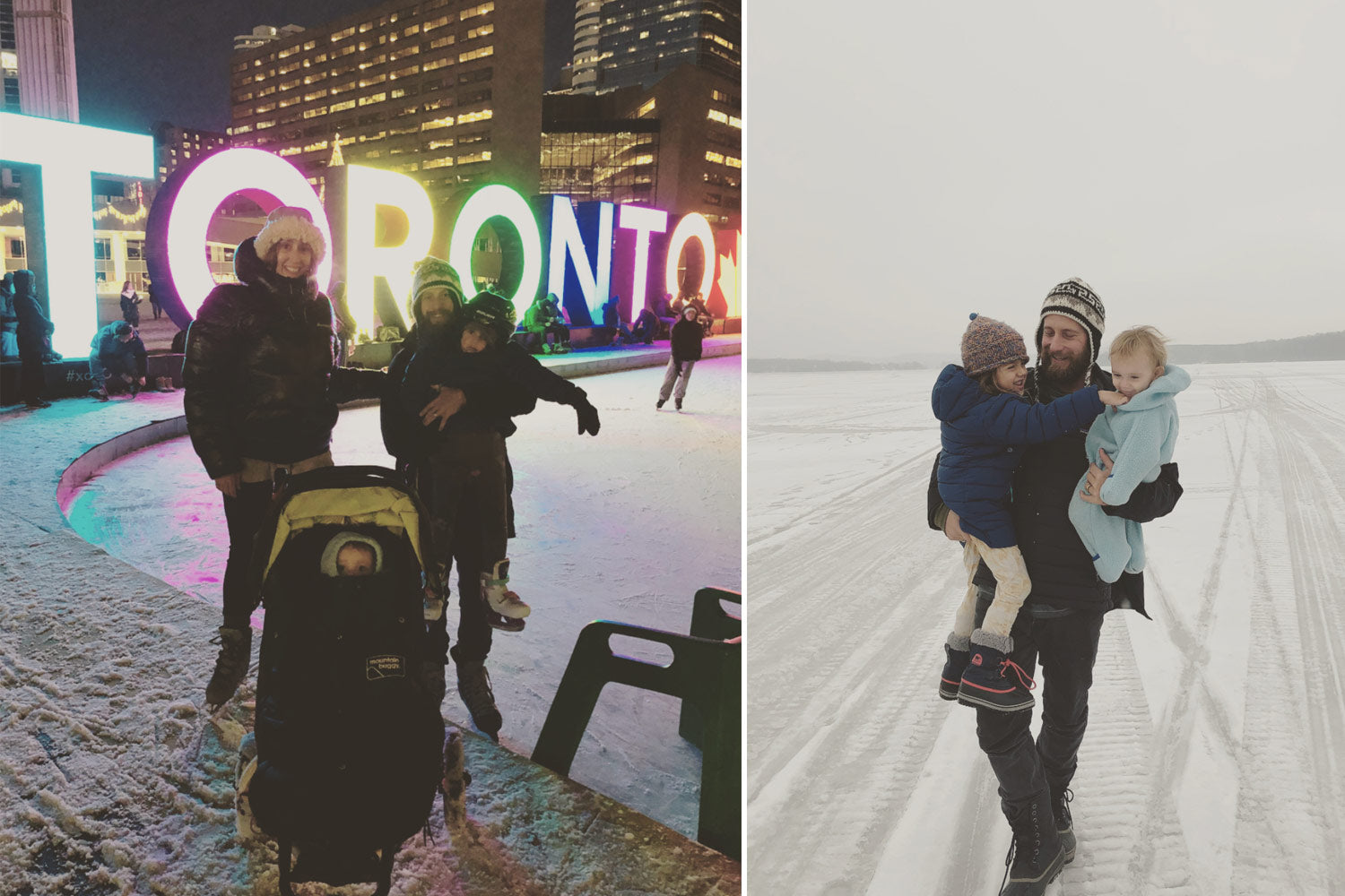 Travel with kids - Toronto