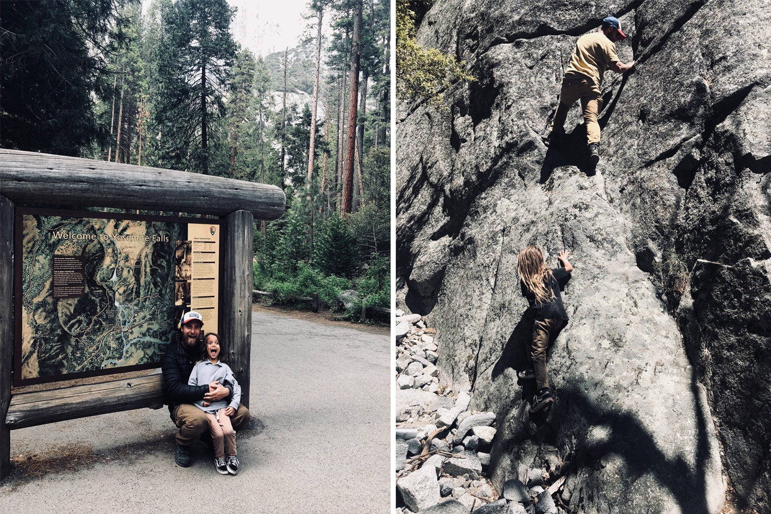 Yosemite National Park - Travel with kids