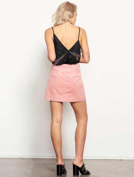 WUNDERKIND MINI SKIRT