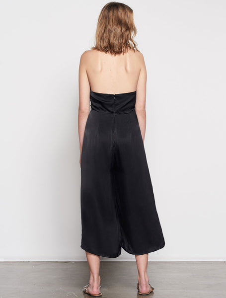 AROUND TOWN CROSS OVER JUMPSUIT