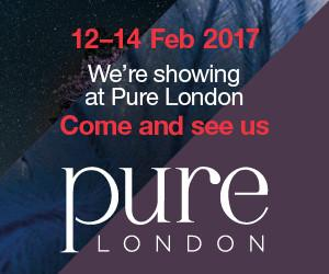 Join us at Pure London (12th-14th February)