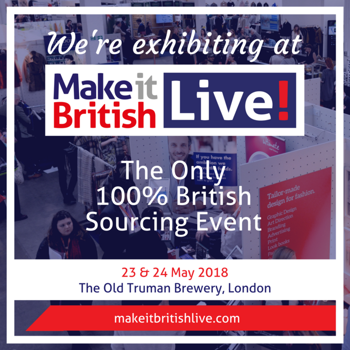 Make It British Live Show 2018