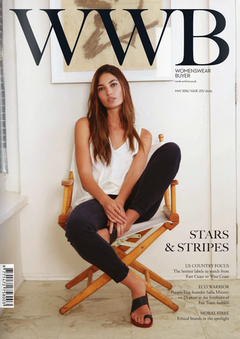 Bianca Elgar - Women's Wear Buyer - May 2016