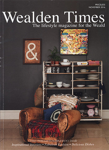 Wealden Times Magazine cover