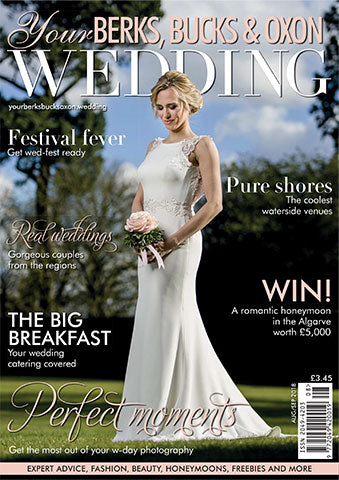 County Wedding Magazine Issue August/ September 2018