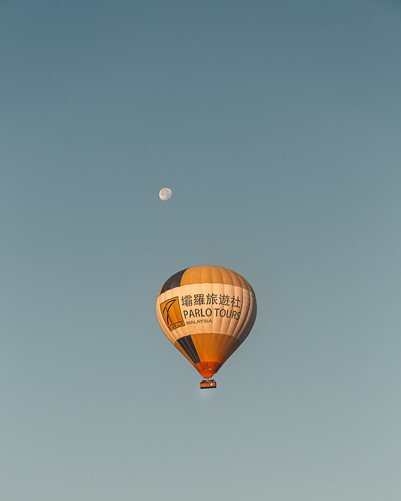 'Fly Me To The Moon' Fine Art Print - Lonely Closet