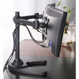 Dual Monitor Stand - Freestanding & Horizontal (2MS-FH)  - 9