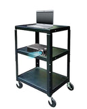 Multimedia stands and Audio Visual Carts C-34  - 4