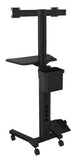 Dual TV Floor Stand (VCT09-D)  - 5