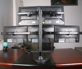 Five Monitor Stand - Freestanding (5MS-FH)