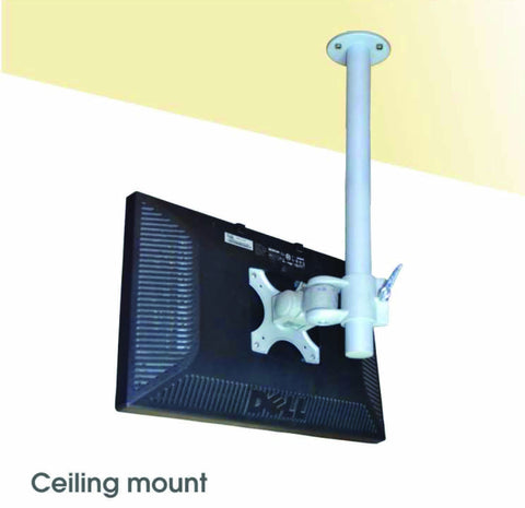 Adjustable Ceiling Mount (Small Monitor) (CM-S)  - 1