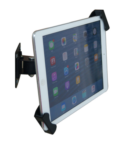 adjustable Tablet wall mount with lock (TSW) for 7-11 inch tablets  - 1
