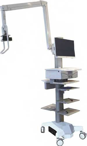 Medical Cart For LCD / All in One (HSC-23)
