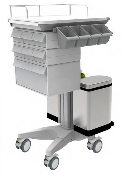 Medical Cart For LCD / All in One (MC-N3)  - 1