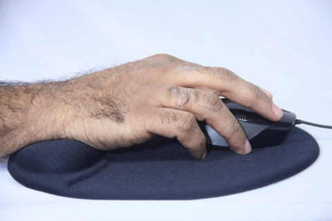 Ergonomic Gel Mouse Pad (MP002)  - 1