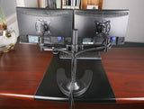 Premium  Dual Monitor Stand - Clamp Type (2MS-CT)  - 5