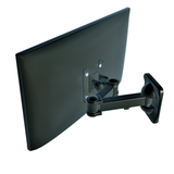 "Articulating TV LCD Monitor Wall Mount Full Motion 14"" Extension Arm for Most 13"" 15"" 17"" 19"" 20"" 22"" 23"" 24"" 26"" 27"" 30"" LED TV Flat Screen (R178)"