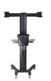 Dual TV Floor Stand (VCT09-D)  - 4