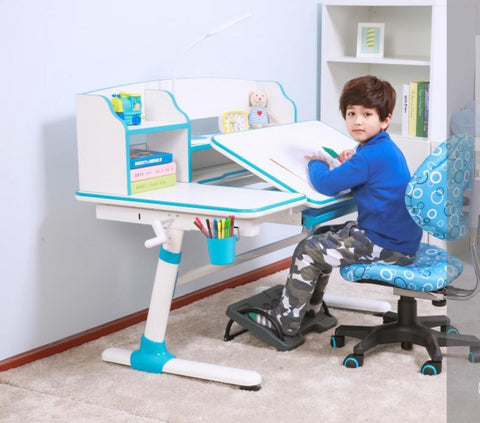 Healthy Height Adjustable and tilt able Children desktop with stunning looks
