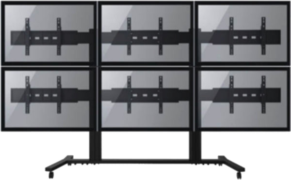 LCD Video Floor Stand (VS-F6)  - 1