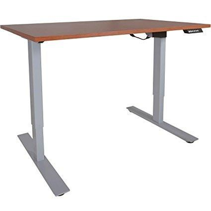 Single Motor Electric Adjustable Height R2 Sit-Stand Desk