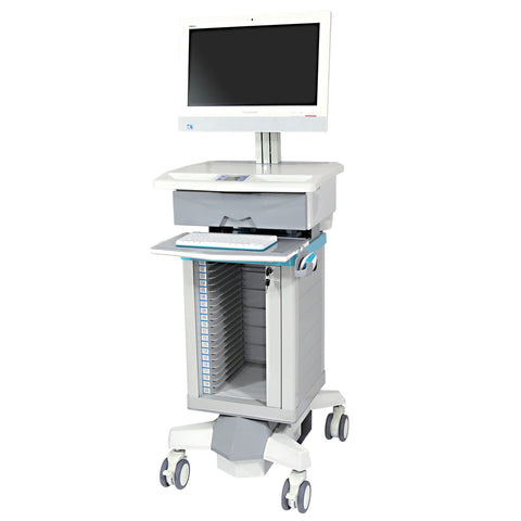 Dossler All in One PC Cart (MC-DA1)  - 1
