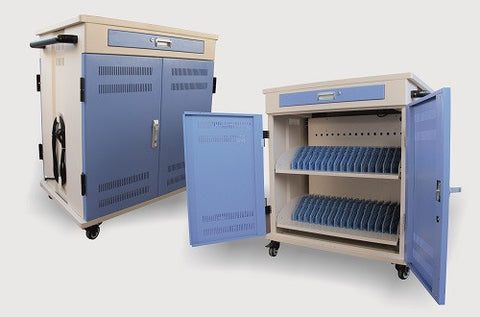 Ipad & Tablet Charging Carts
