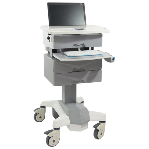 Hospital Computer Carts & Mounts