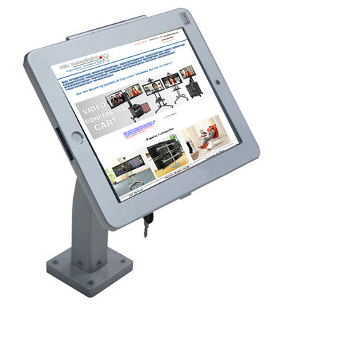 Wall /Desk Mount for Ipad & Tablet (IP10)  - 1