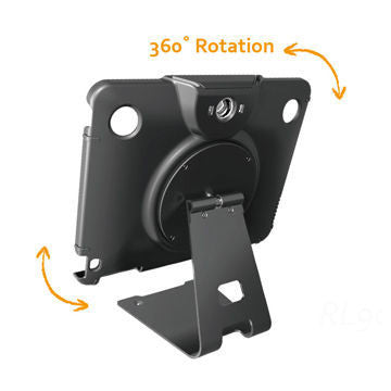 360° Rotating Desk Stand for iPad rife905  - 1