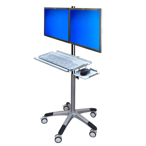 Computer Mobile Cart (MCT03-b)  - 1