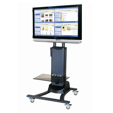 Motorised Tv Trolley cum Cart  - 1