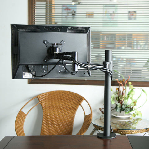 Premium Single Monitor Arm (LMS-B)  - 1