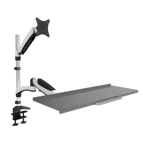 Desk Mount Workstation (LMS-C1)  - 1