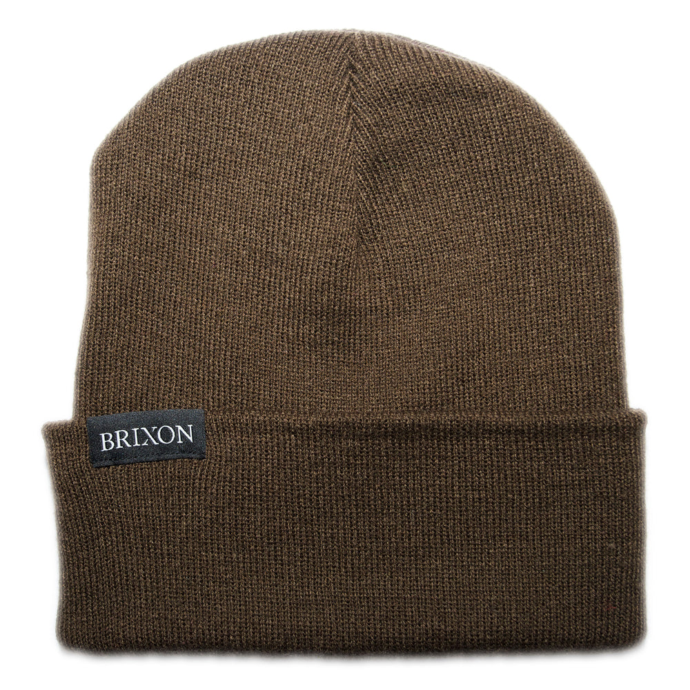 Simple Beanie Braun