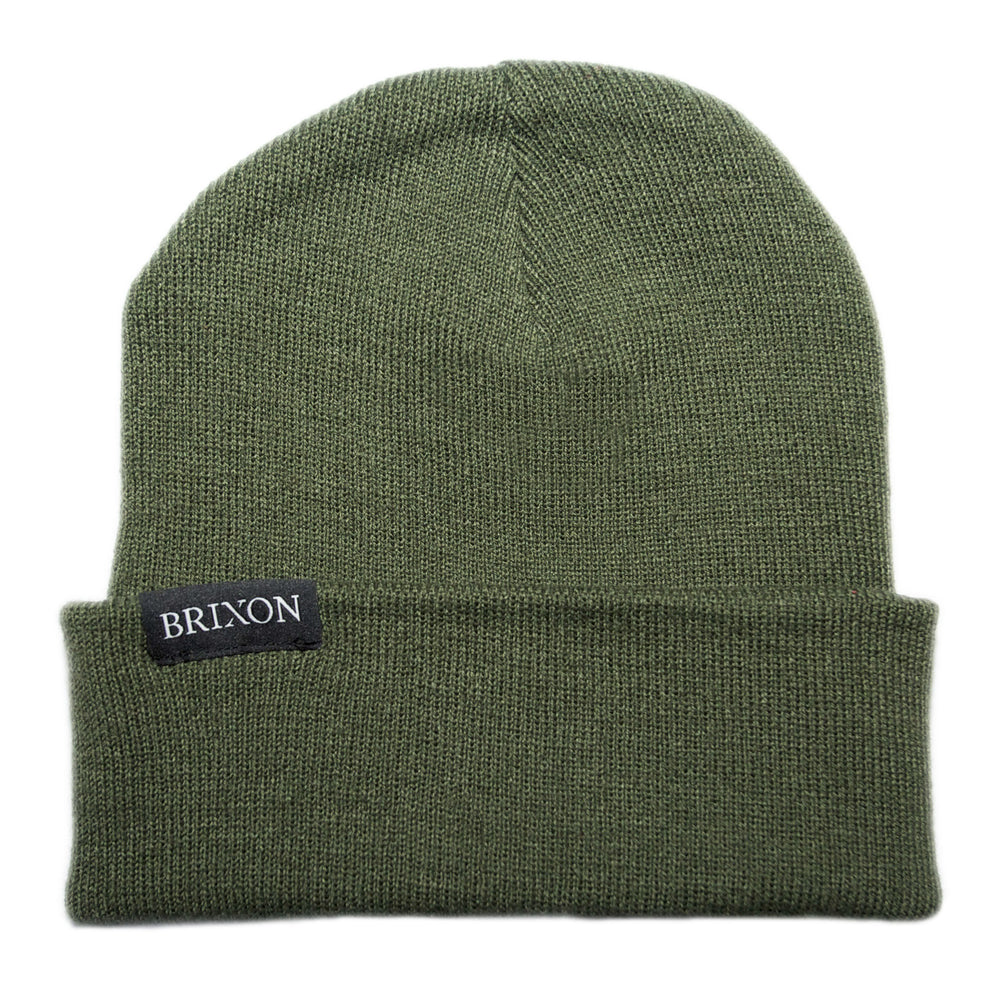 Simple Beanie Olive