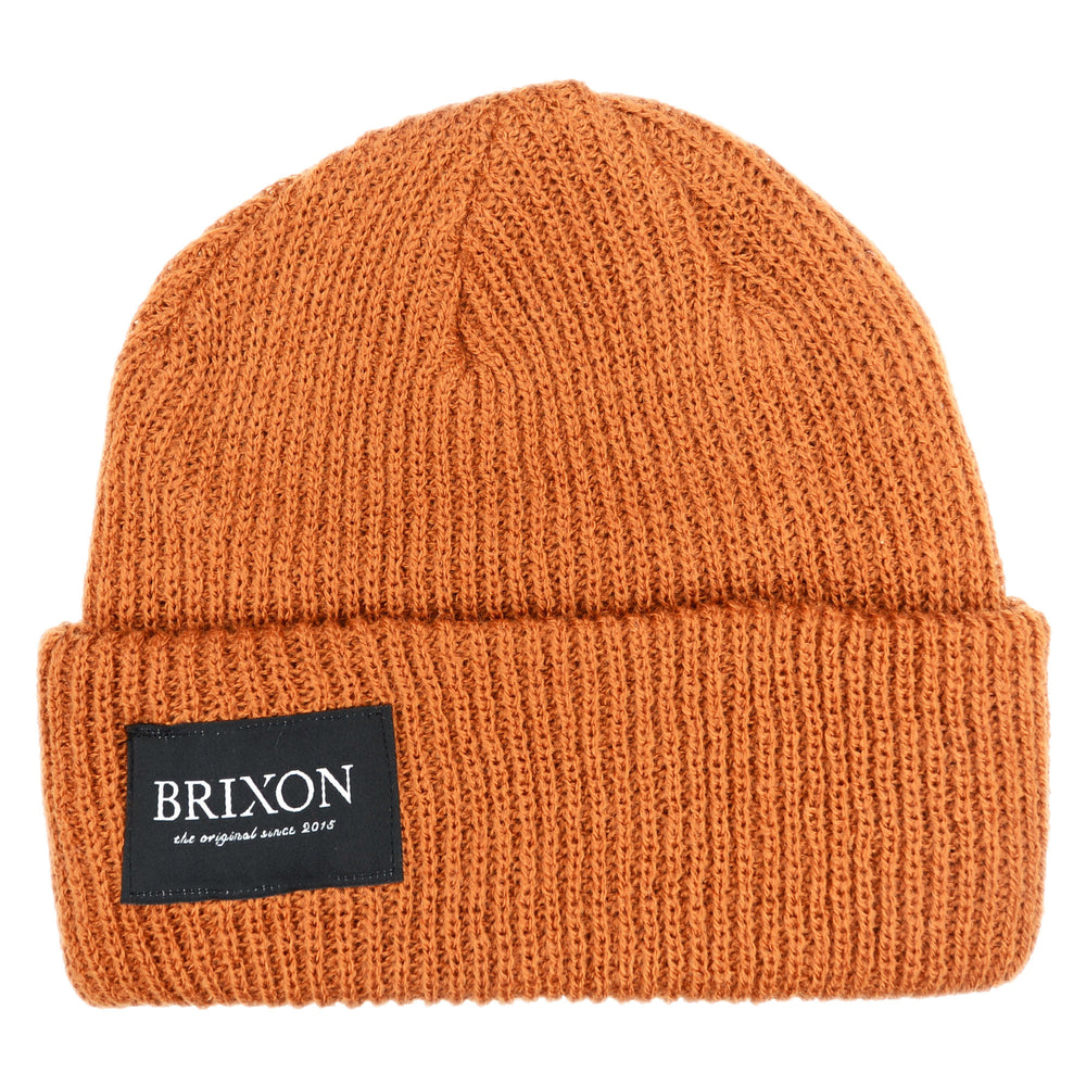 Wool Beanie Orange
